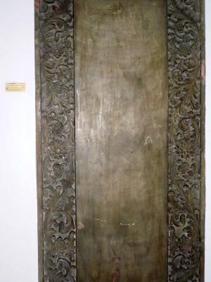 Piatră de mormânt a Ancuţei Brâncoveanu, Mânăstirea Hurez