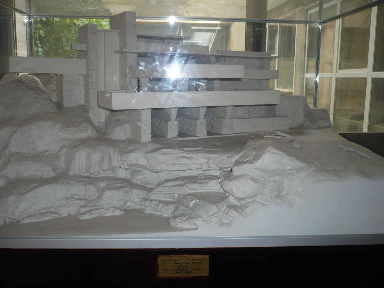 Casa de la Cascade, Frank Lloyd Wright