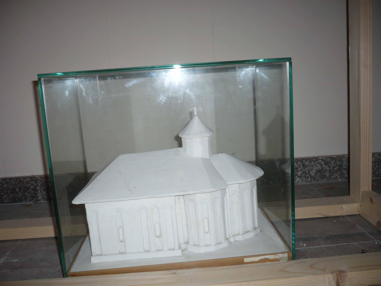 Macheta Biserica Cozia