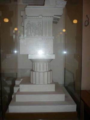 Macheta - Model Parthenon