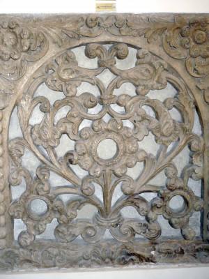 Trafor exterior, Mânăstirea Văcăreşti